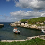 Ballintoy Harbour - as featured in Game of Thrones