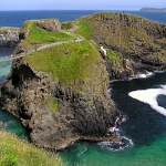 Carrick A Rede Ropebridge
