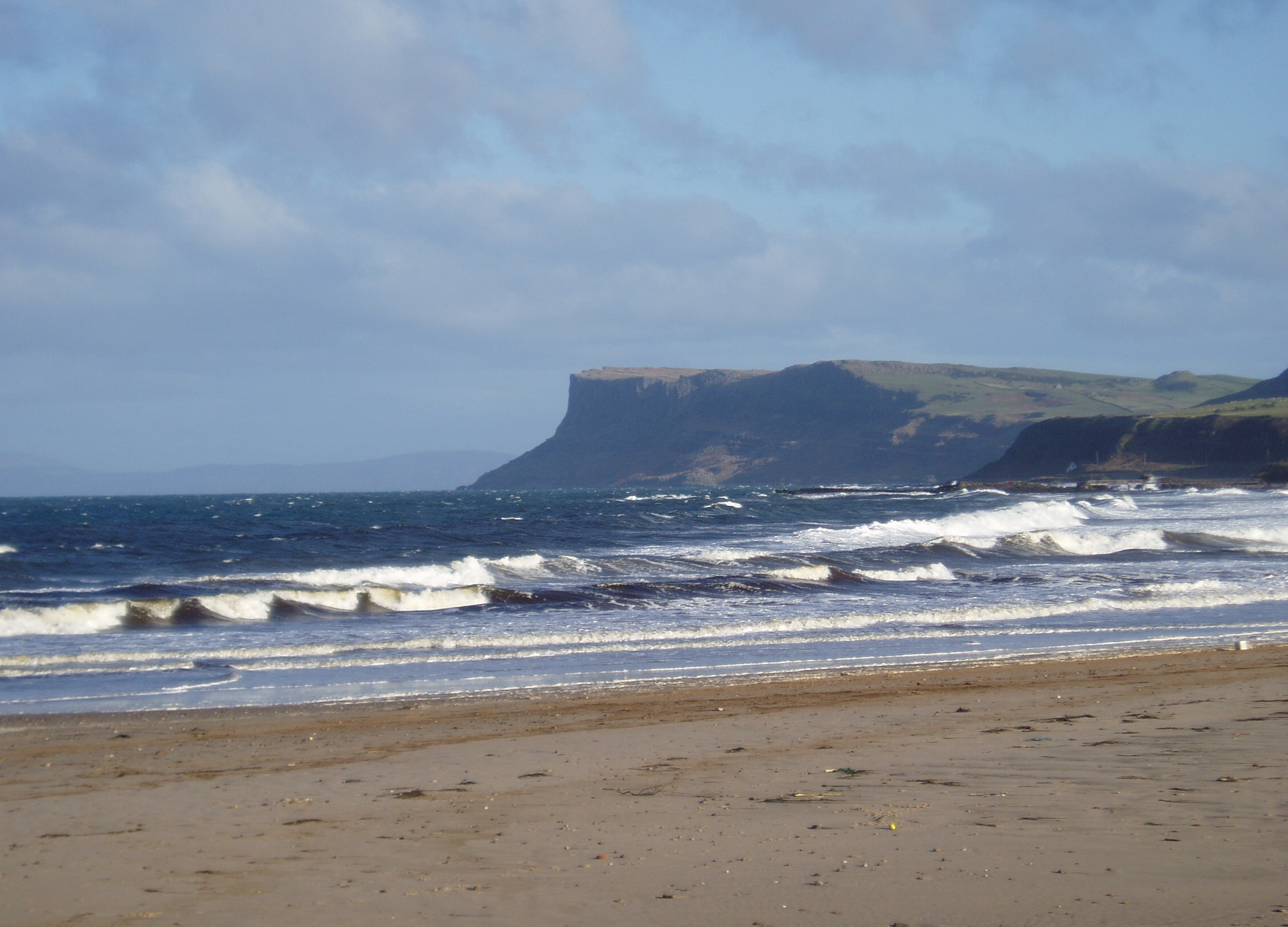 Ballycastle Beach - J&J Bed and Breakfast